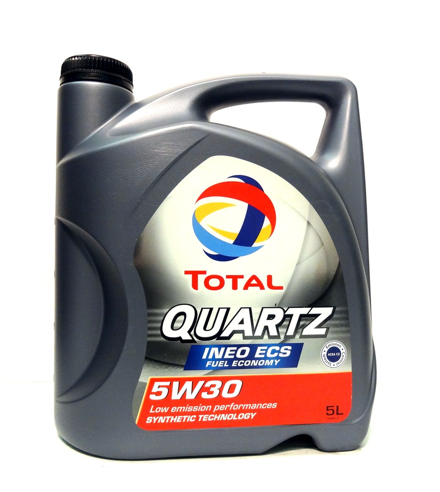 Total Quartz Ineo ECS 5W-30 60L