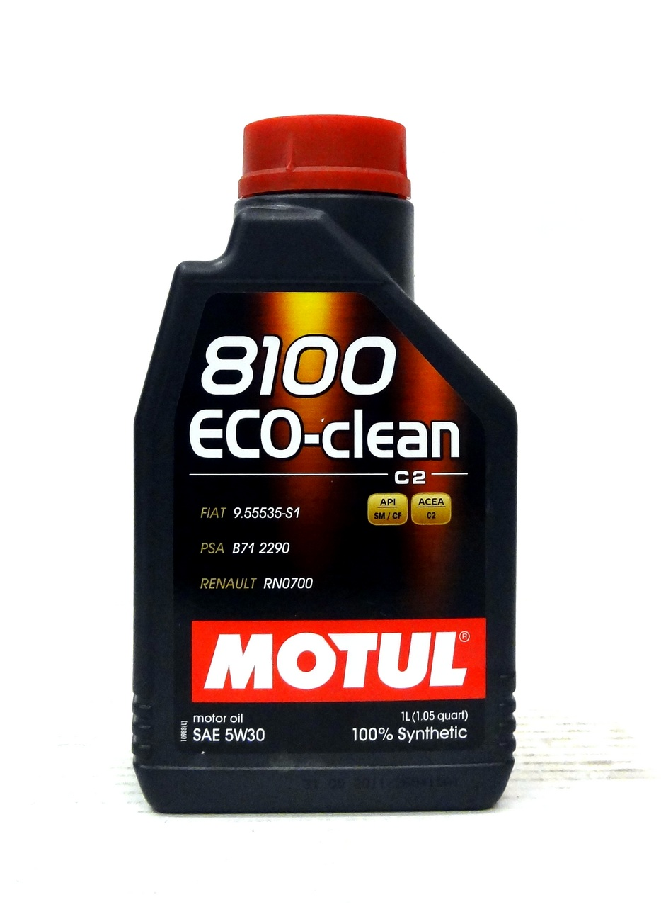 MOTUL 8100 ECO-Clean C2 5W-30 1L