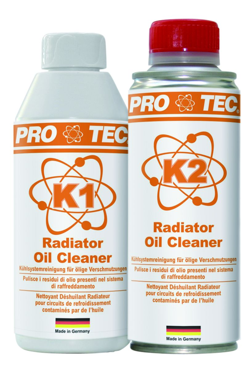 PRO-TEC Radiator Oil Cleaner