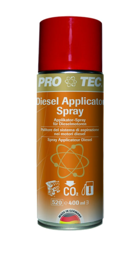 PRO-TEC Diesel Applicator Spray 400ml