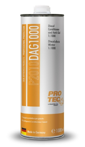 PRO-TEC Diesel Conditioner & Antigel 1000ml