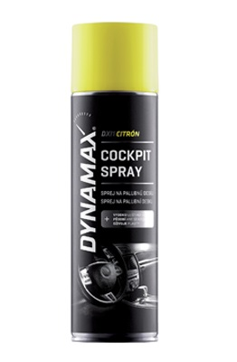 DYNAMAX COCKPIT SPRAY CITRON 500ml