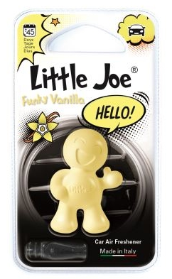 Little Joe OK - Hello! Funky Vanilla