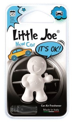 Little Joe OK - It's OK! New Car