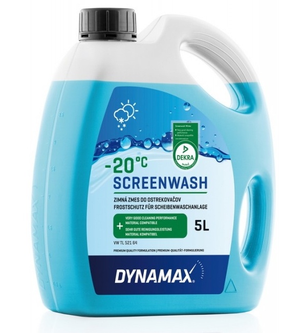 DYNAMAX SCREENWASH DEKRA -20°C 5L