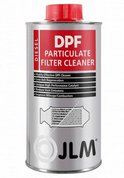 JLM Diesel Particulate Filter Cleaner 375ml