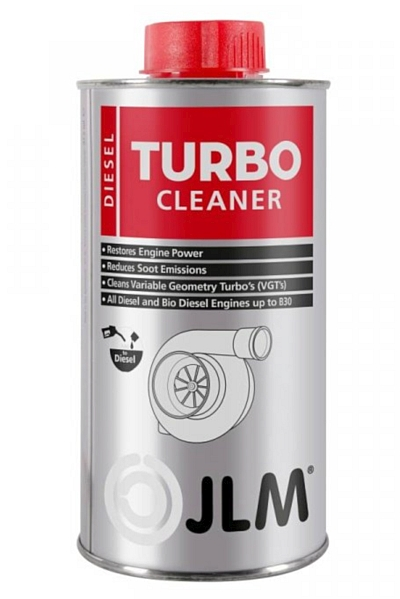 JLM Diesel Turbo Cleaner 500ml