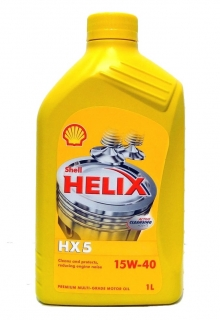 Shell Helix Super HX5 15W-40 1L