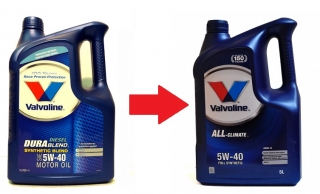 Valvoline All-Climate Diesel C3 5W-40 5L