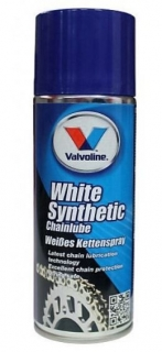 Valvoline White synthetic chain lube