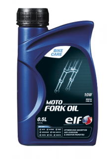 ELF Moto Fork Oil 10W 500ml