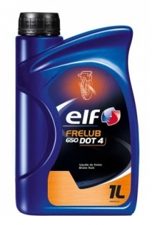 Elf FRELUB 650 DOT 4 1L