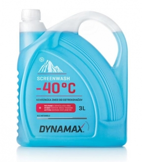 DYNAMAX SCREENWASH -40°C 3L
