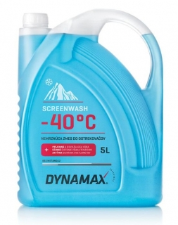 DYNAMAX SCREENWASH -40°C 5L