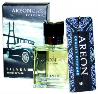 Areon Parfume - Silver 50ml