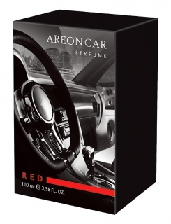 Areon Car Parfume - Red 100ml