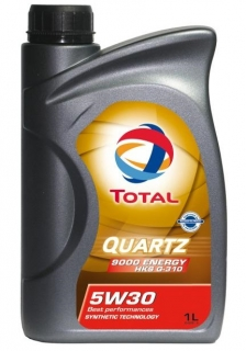 Total Quartz 9000 ENERGY HKS G-310 5W-30 1L