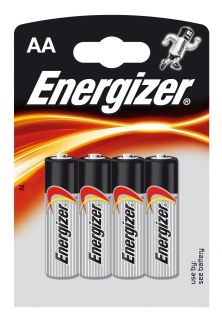 Energizer Alkaline Power AA 1,5V 4ks