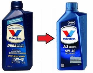 Valvoline All-Climate Diesel C3 5W-40 1L