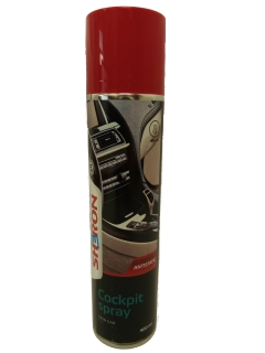 SHERON Cockpit spray new car 400ml