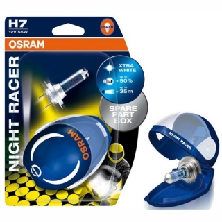 OSRAM H7 Night Racer 12V/55W DuoBox