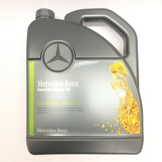Mercedes Benz MB 228.51 10W-40 5L