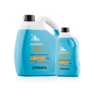 Dynamax Screenwash -20°C 3L